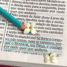 """DiarioComDeusOficial on Instagram: """"🌿 Josué 1.9 🌿 ___________________ O SENHOR te fala que você é FORTE e CORAJOSO. Creia nEle e não olhe para você de maneira natural, não se…"""" Jesus Is Life, Jesus Christ, Profession Of Faith, Smart Quotes, Jesus Freak, Jesus Saves, Dear God, Faith In God, Christian Inspiration"""