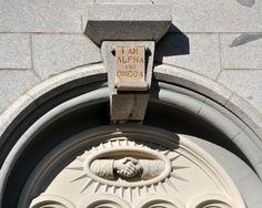 Salt Lake City Temple Detail ~ Photo by SbFroerer