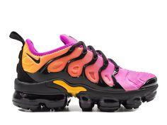 newest 44f31 51606 Nike Air VaporMax Plus TN Chaussures de Running Pas Cher Pour Femme Noir  violet AO4550-