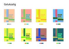 fase 2 : kleurpallet : gelukzalig