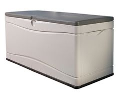 Outdoor Storage Deck Box - Lifetime Products 60012 Extra Large 130 Gallon Box