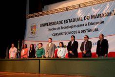 Uema inicia 13 cursos técnicos de educação profissional à distancia