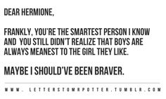 Dramione. Oh Yes.