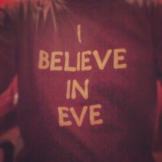 I love this t-shirt. I hope I'll get it signed one day :) #EveTorres #BelieversBoard