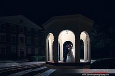 #bride and #groom picture at night. To see more pictures go to www.carolinezphotography.com