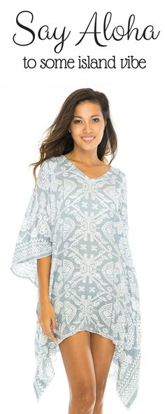 Back From Bali Womens Long Swimsuit Bathing Suit Cover up Maxi Beach Dress Boho Embroidered Summer Dress Caftan