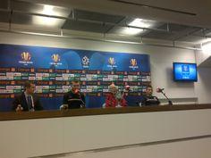 konferencja prasowa przed finalem PP 2014