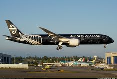 Air New Zealand N1012N Boeing 787-9 Dreamliner aircraft picture