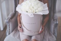 flowers in the box by floeverbureau