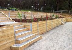 The Retaining Walls Specialist Melbourne- Galvanised Post Treated Pine Timber Retaining Wall. - The Retaining Wall Specialist Melbourne, Landscaping, Warragul, VIC, 3820 - TrueLocal