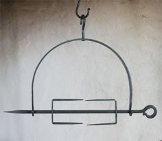 Hanging Rotisserie HR-282, Jas. Townsend and Son, Inc.
