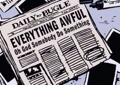 z- Newspaper Headline- Everything is Awful (Marvel Comics) Ben Reilly, Hawke Dragon Age, Nate River, Las Vegas, All The Bright Places, Kate Bishop, Comic Book Panels, Single Humor, Funny Single