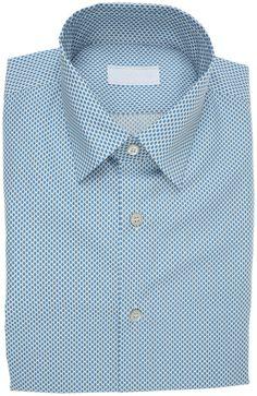 Prada - Abbigliamento - Camice - UCM6081E10F0013 (245,00€) #prada #shirt #cotton #collection #summer #man #fashion #cool #chic
