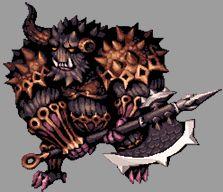 troll with battle axe #pixelart