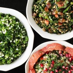 #delicious Build Your Own Tabbouleh #foodie
