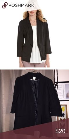 LC LAUREN Conrad blazer *NWOT* Perfect condition! New without tags, never worn. Size 8. Great quality. LC Lauren Conrad Jackets & Coats Blazers
