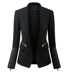 Women's Fashion Joint Casual Coat - USD $ 31.84