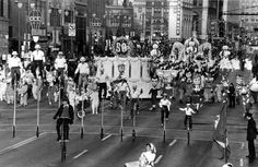 . 50th anniversary of the J.L. Hudson's Thanksgiving Day Parade in Detroit