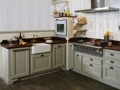Cuisine Authentique Kanella French Provincial Kitchens - Cuisine meridiana