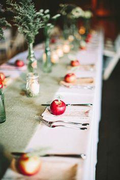 a warm snowwhite wedding - Google Search