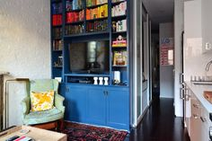 Natasha & Rob's Super Smart Small Space