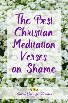 Do you struggle with shame? Meditate on the verses in this free printable to find freedom and hope. #Bibleverses #Christianmeditation #freedom #hope Christian Post, Christian Women, Christian Living, Christian Faith, Women Of Faith, Faith In God, Faith Walk, Hope In Jesus, Christian Meditation