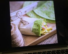 Honey Mustard Chicken Salad Wrap - recipe from Prep-Ahead Meals From Scratch Cookbook by Alea Milham