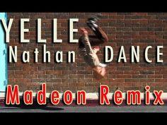 Nathan Barnatt is my breakdance hero! Super cute video, happy happy. #dance #lion #creative
