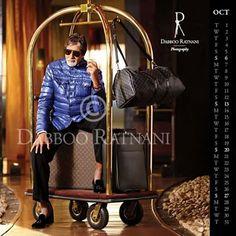 Amitabh Bachchan - Dabboo Ratnani 2013 Calendar - The Complete Celebrity Calendar