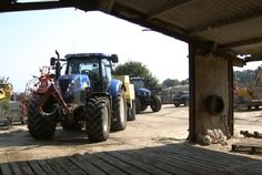 """August 20, 2013: Tractor Ted **Exclusive clip**  a snippet of footage from the newest DVD currently being filmed!""""  Click facebook link to see the clip: https://www.facebook.com/photo.php?v=622762957764158  The 17th DVD will be called """"All About Tractors."""""""