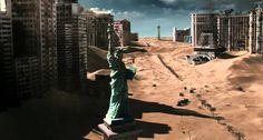 Last Vegas Strip, Resident Evil : Extinction. Los Vegas Nevada, Resident Evil Extinction, Last Vegas, Vegas Strip, Chernobyl, Destruction, Hollywood, City, Places