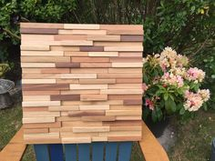 A personal favourite from my Etsy shop https://www.etsy.com/uk/listing/398879471/digey-wood-wall-art-oak-ash-cherry