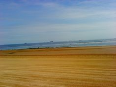 Redcar - Golden sands and ships!
