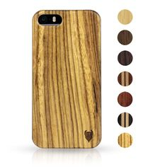 MediaDevil Artisancase Apple iPhone 5 / iPhone 5S Hülle aus Holz (Schwarze Walnuss): Amazon.de: Elektronik