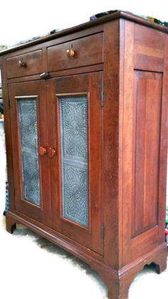 Lexington Furniture Bob Timberlake Cherry Kitchen Pie Safe