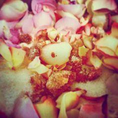 Calda de rosas