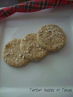 Tartan Tastes in Texas: Scottish Recipes - Oat Cakes