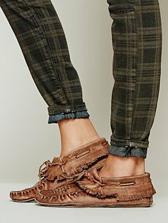 This moccasins are amazing!