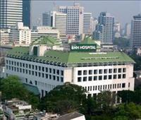 Where I began - Bangkok Nursing Home.