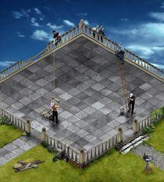 Escher illusioni ottiche7 La magia delle illusioni ottiche: Escher!