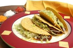 Beef Tacos Beef Barley Soup, Beef Noodle Soup, Beef And Noodles, Indian Chicken Recipes, Mexican Food Recipes, Ethnic Recipes, Wing Recipes, Beef Recipes, Yummy Recipes
