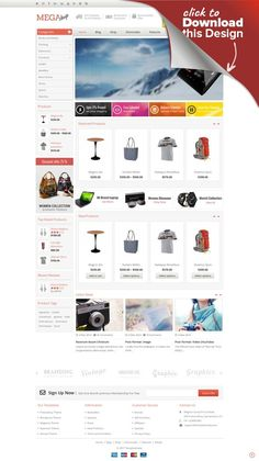 Mega Shop - WooCommerce Responsive Theme drag and drop, ecommerce, electronics, Mega shop, modern, multi purpose, page builder, parallax, responsive, responsive wordpress, visual composer, woocomerce, wordpress ecommerce Compatibility WordPress 3.8, 3.9.x, 4.4.x., 4.5.x, 4.6.x, 4.7.x, 4.8.x WooCommerce 2.0.x, 2.1.x, 2.2.x, 2.3.x, 2.4.x, 2.5.x, 2.6.x, 3.x.x Pre-Defined 6 Layout Mega Shop is wordpress ecommerce theme based o...