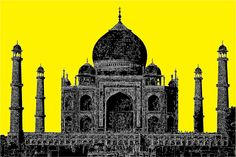 TAJ MAHAL by Keith Dodd | Artfinder