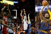 LeBron James' Best Career Crunch Time Buckets