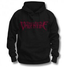 Bullet For My Valentine Men's Logo Long Sleeve Hoodie, Black, Xx-large Fleece Hoodie, Hooded Sweatshirts, Hoodies, Vetements Hoodie, Rock Y Metal, Bullet For My Valentine, Baja Hoodie, Man Logo, Logo Color
