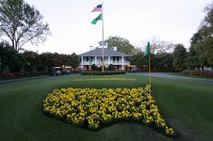 Augusta National for the Masters