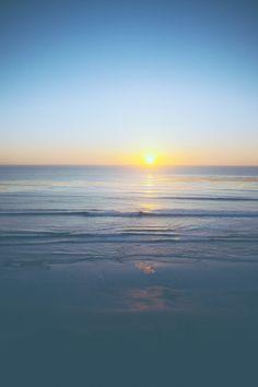 Fine art photography, wall art, wall decor, sunset art, sunset photography, blue art, beach photography, ocean sunrise sea poster waves