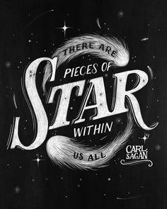 Stars Within on Behance