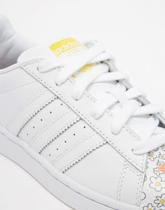 Image 4 ofadidas Originals Pharrell Printed Shell Suede Superstar Trainers