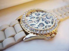 cheetah print watch!
